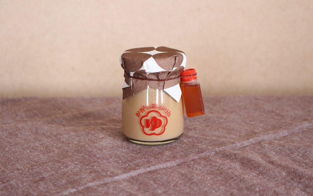 【期間限定】加賀の和紅茶ぷりん